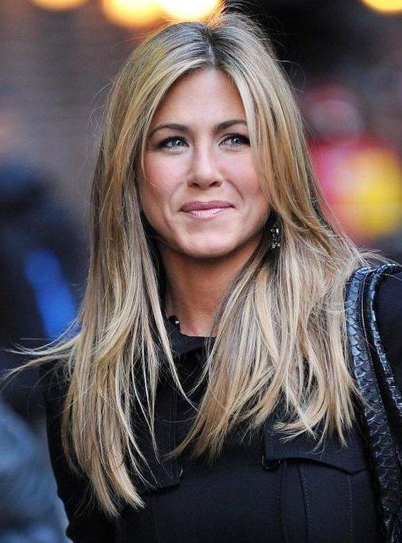 Jennifer Aniston Hairstyle