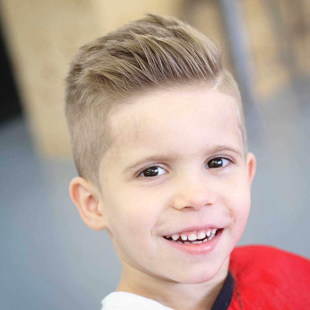 33 Most Coolest And Trendy Boys Haircuts 2018 Haircuts