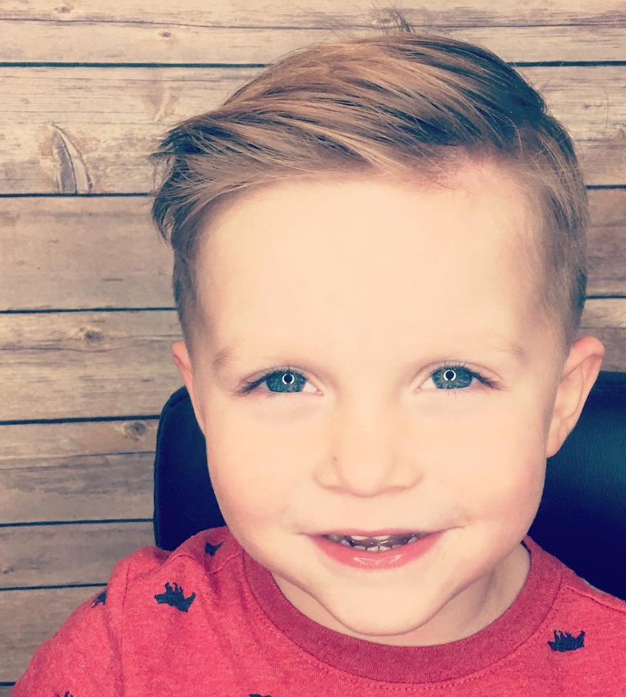 Toddler Boy Hairstyles 2017 Hairstyles