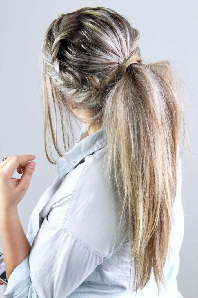 21. Ponytail Hairstyle