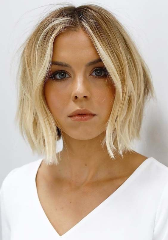 Face Framing Haircuts