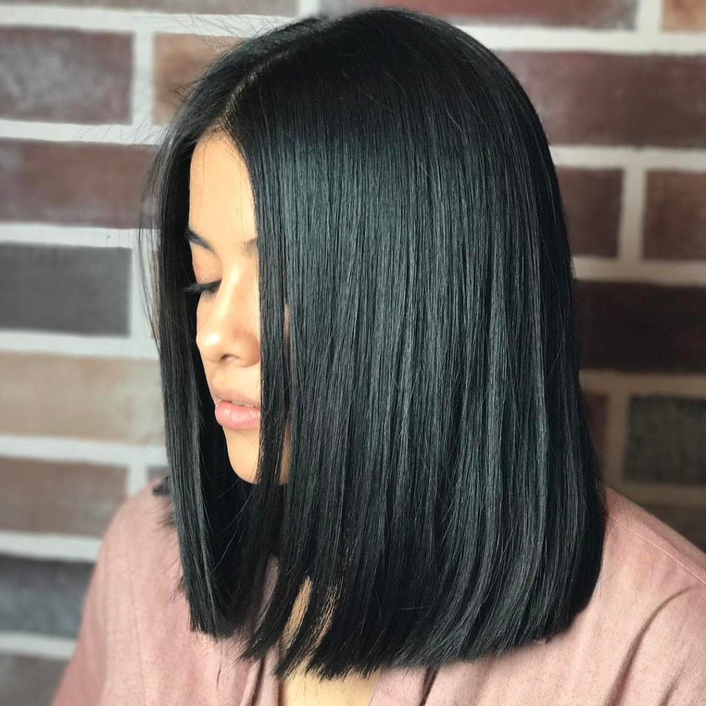12 Most Coolest Blunt Cut Hairstyles for Women - Haircuts