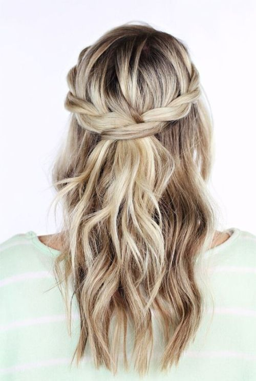 20. Easy Hairstyle for Girls
