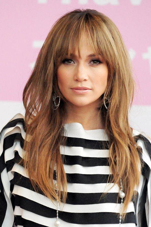 Fall Hairstyles with Bangs