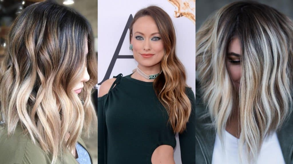35 Balayage Hair Color Ideas