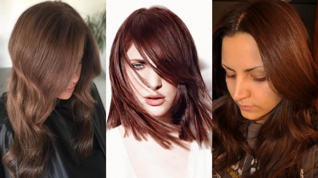 26 Exquisite And Different Brown Hair Color Ideas Haircuts