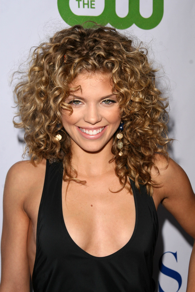 Mid Length Curly Hairstyles