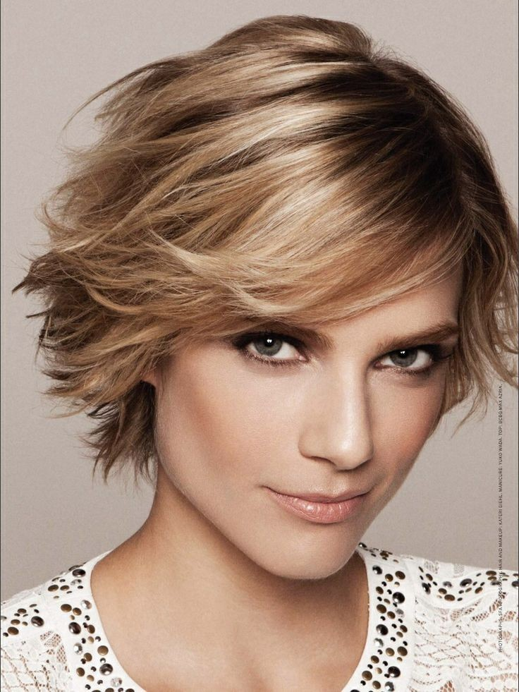 24 Cool And Charming Short Hairstyles For Summer Haircuts Hairstyles 2021