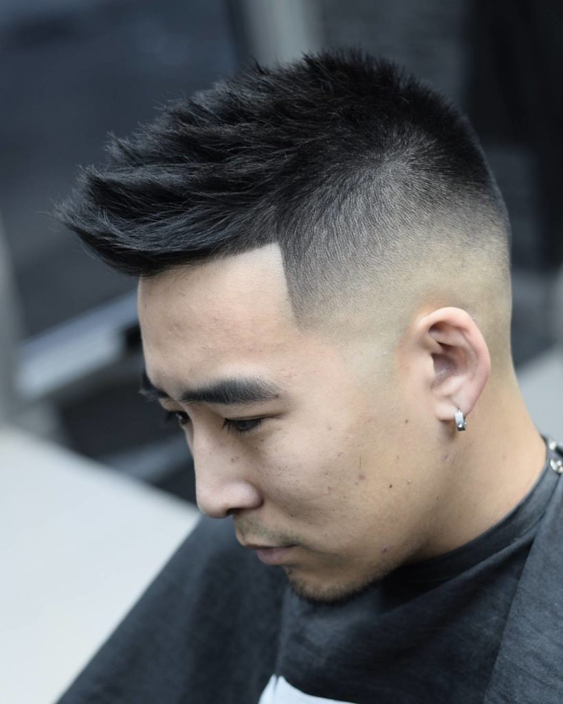 11 Asian Men Hairstyles- Style Up with the Avid Variety of