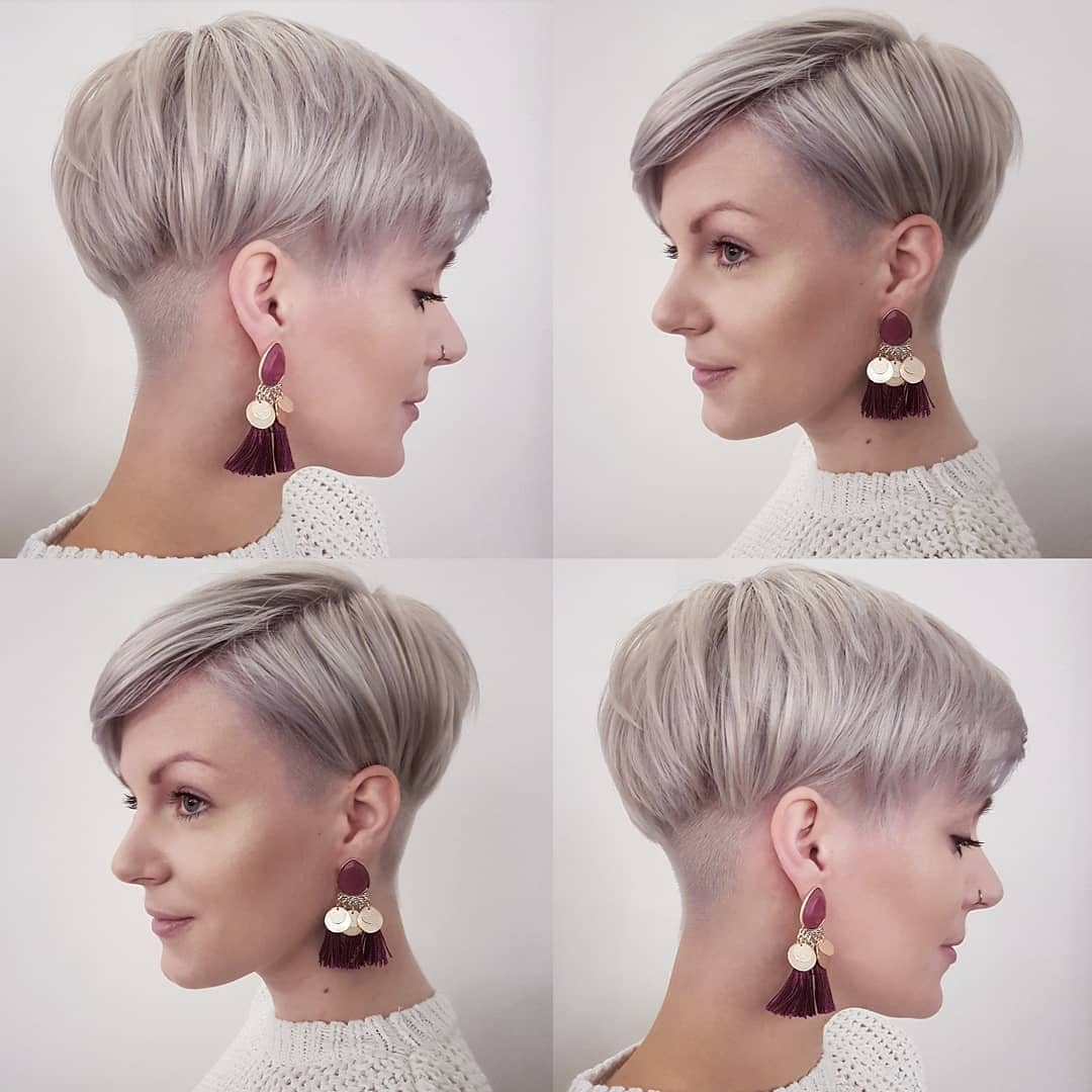Pixie Cut Short Hairstyles
