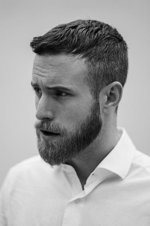 24 Ultra Modern Short Hairstyles With Beard Haircuts Hairstyles 2021
