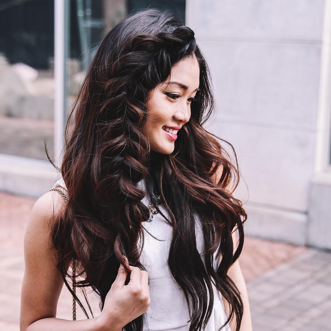 Side Braids Hairstyle