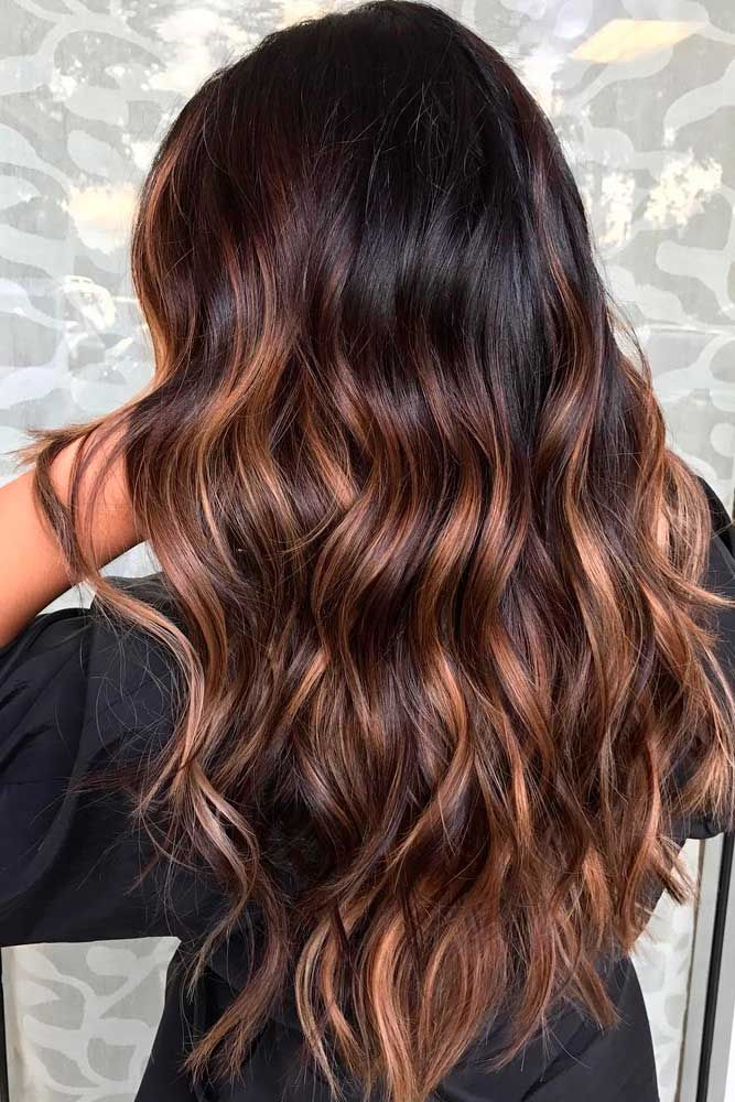 Brown Ombre Hair