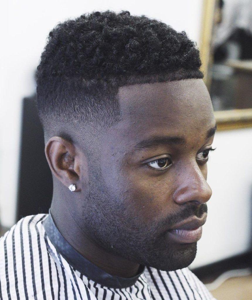 25 Taper Fade Haircuts for Black Men - Fades for the Dark ...