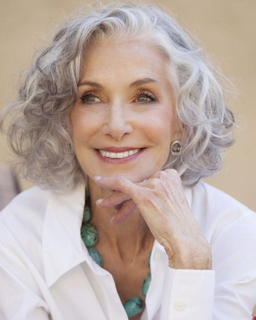 Hairstyles for Older Women 2019