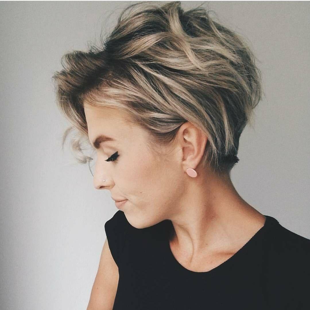 Short Hairstyles 2019