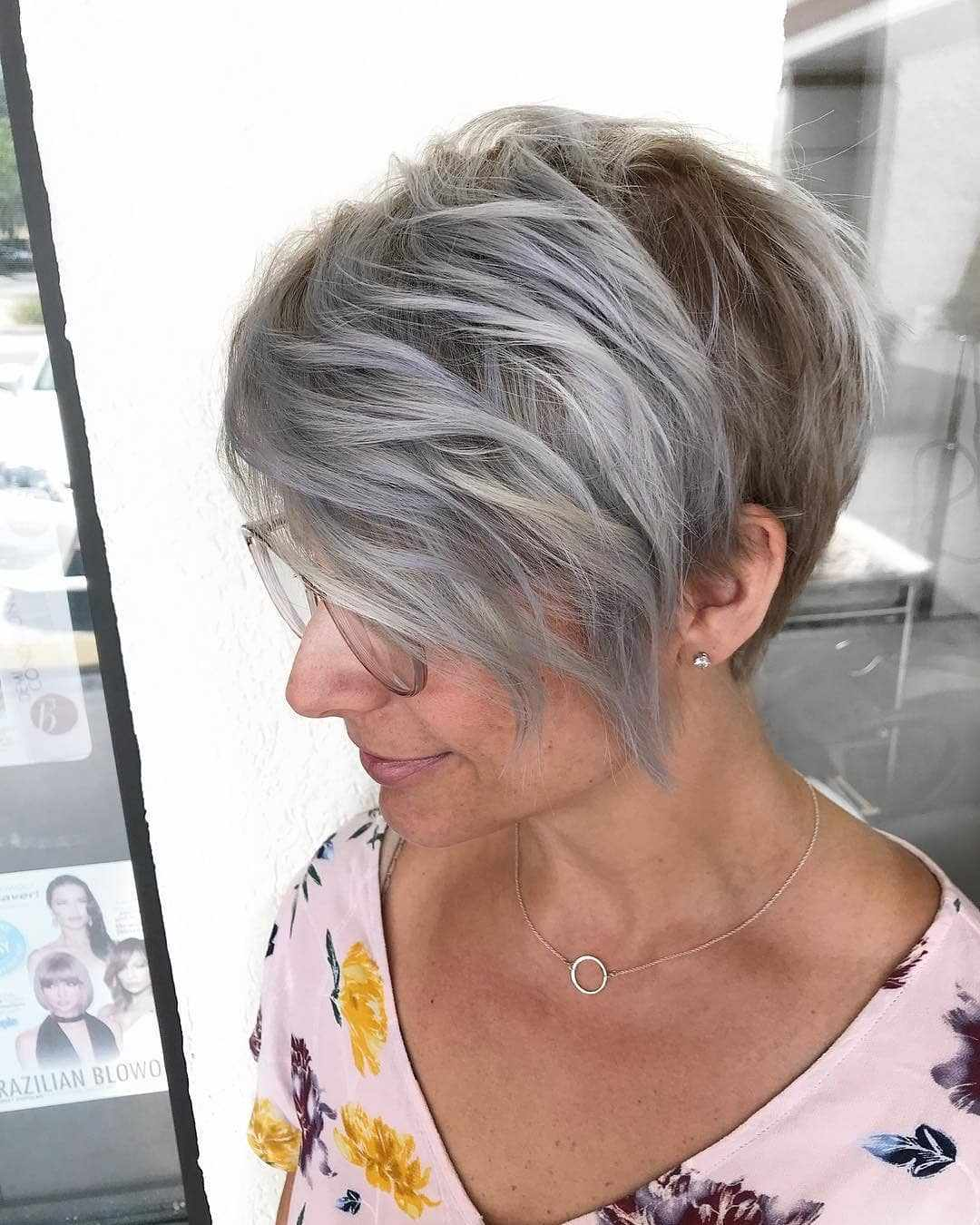 25 Short Hairstyles to Flaunt This Year 2019 with Swag - Haircuts &  Hairstyles 2021