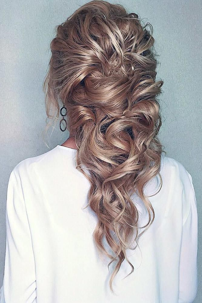 21 Classy and Charming Hairstyles for Wedding Guest - Haircuts & Hairstyles 2020