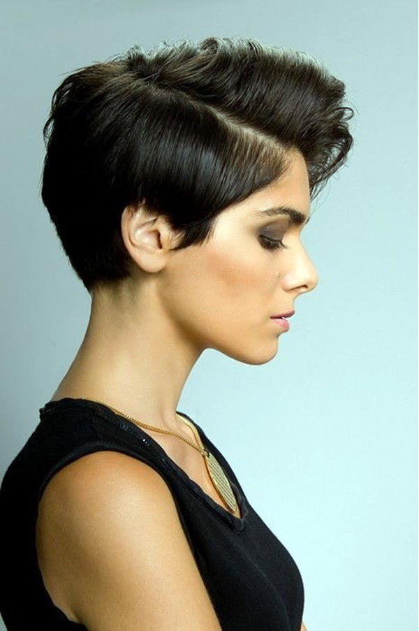 25 Marvelous Modern Short Haircuts For Women Haircuts Hairstyles 2021