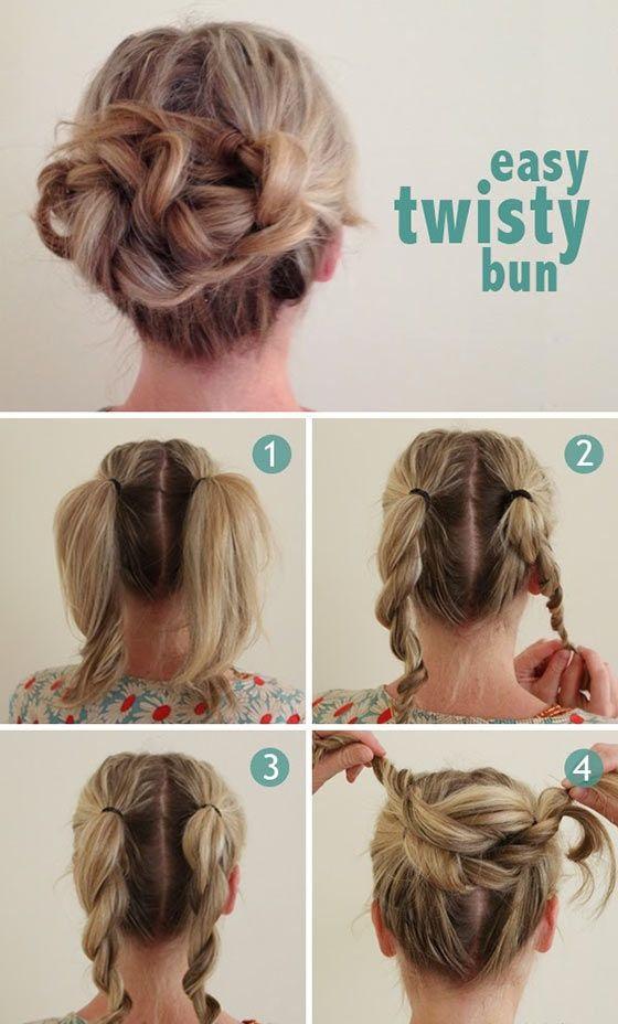 Simple Hairstyles
