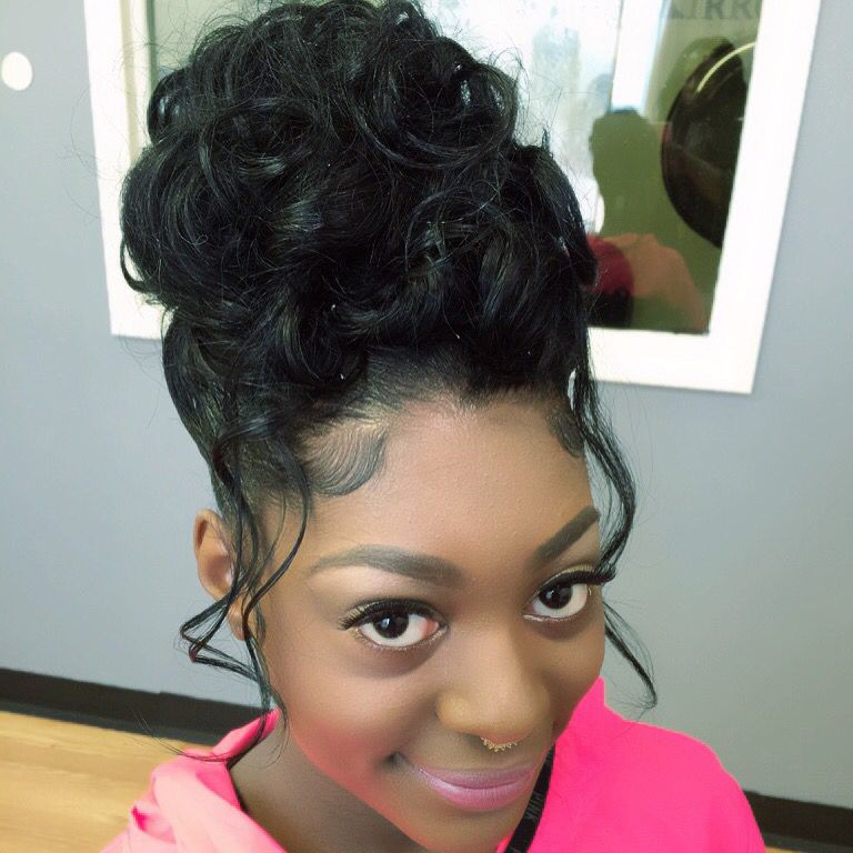 21 Most Stylish Prom Hairstyles for Black Girls - Haircuts ...