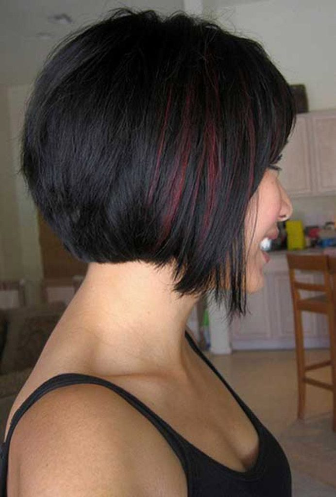 Black Hairstyles with Highlights