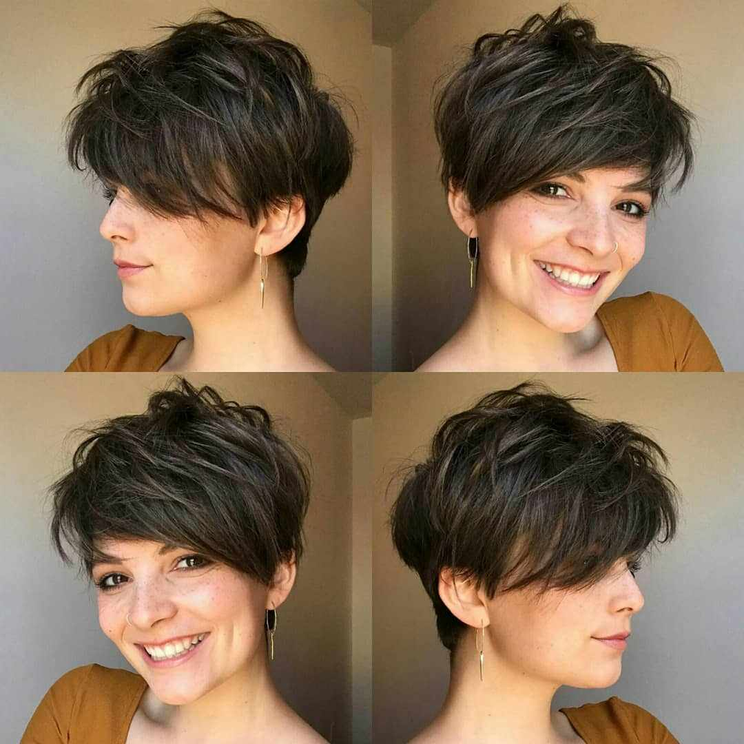 30 Roaring And Attractive Short Hairstyles 2020 Haircuts Hairstyles 2021
