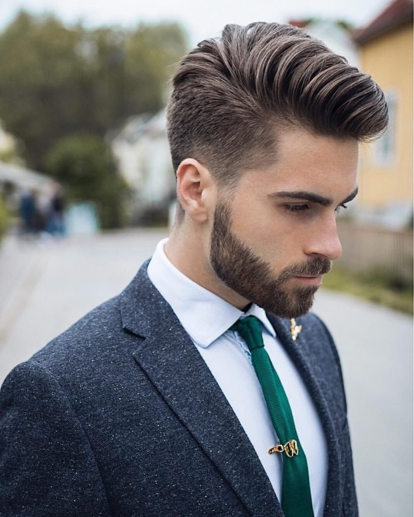 Stylish Hairstyles for Men