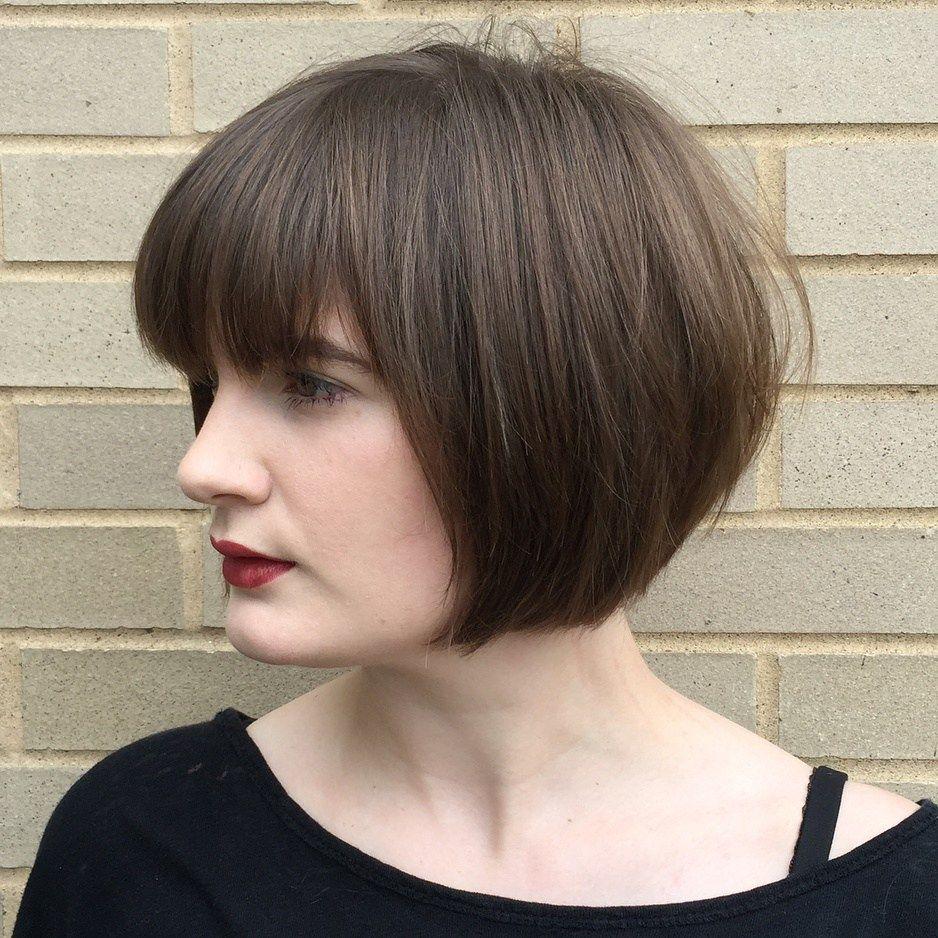 Bob Haircuts for Thin Hair
