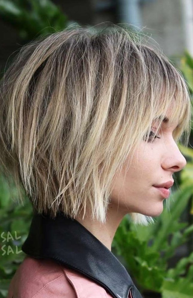 30 Must Try Bob Hairstyles 2020 for Trendy Look - Haircuts & Hairstyles 2020