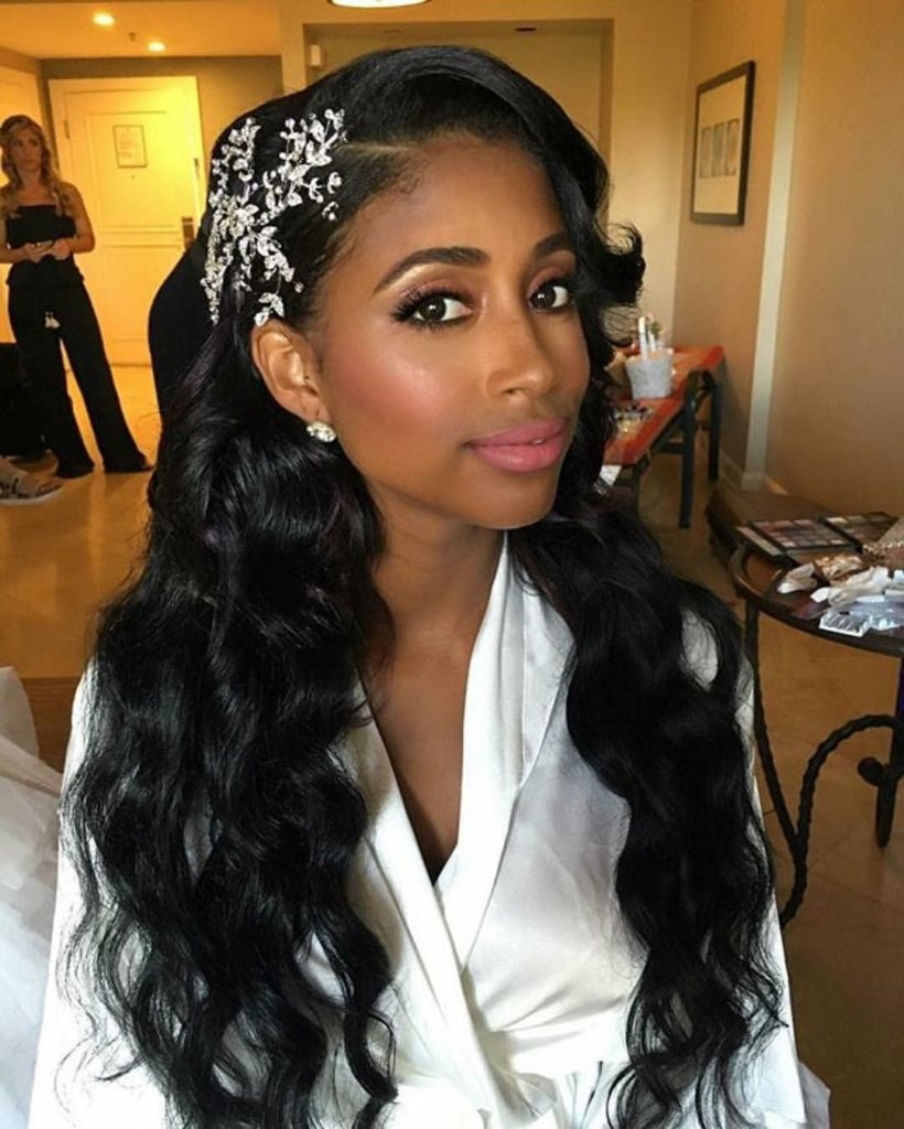 Long Hairstyles for Black Girls