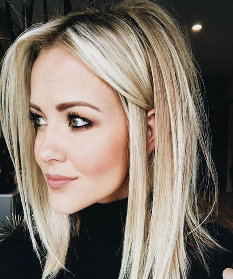 30 Most Trendy And Terrific Medium Hairstyles 2020 Haircuts Hairstyles 2021