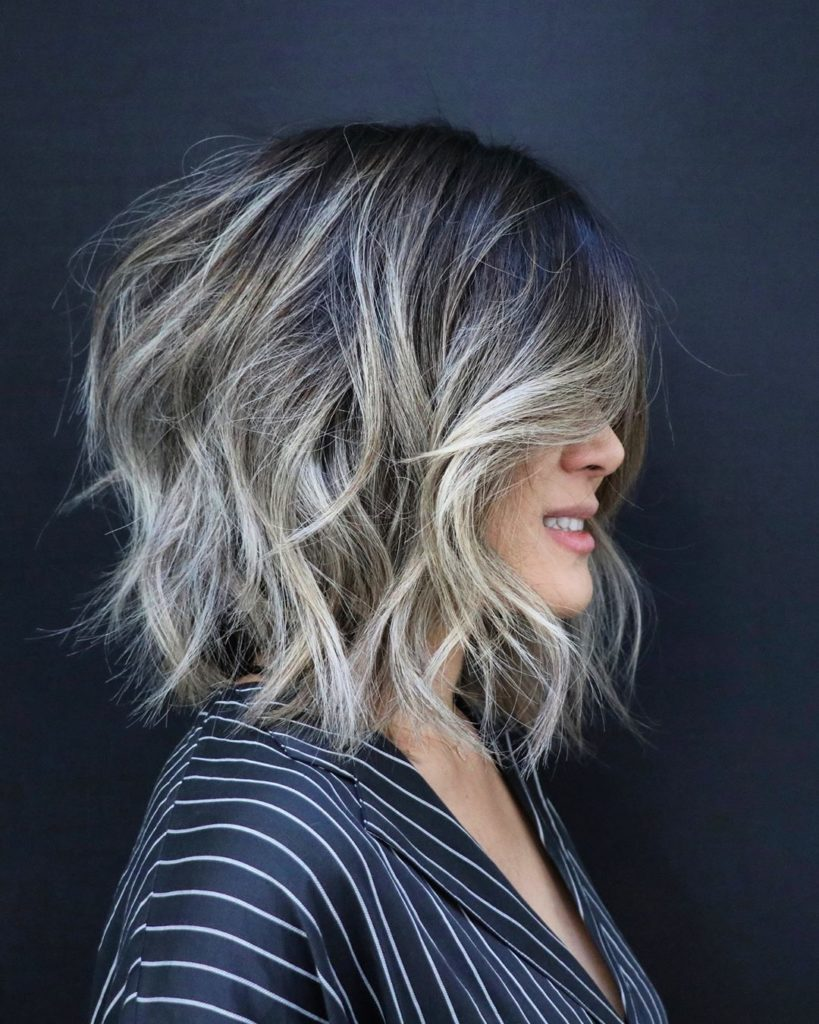 30 Most Trendy and Terrific Medium Hairstyles 2020 - Haircuts & Hairstyles  2020