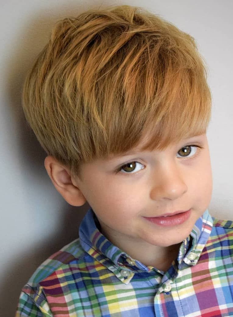 25 Cute Haircuts For Boys For Charming Look Haircuts Hairstyles 2020