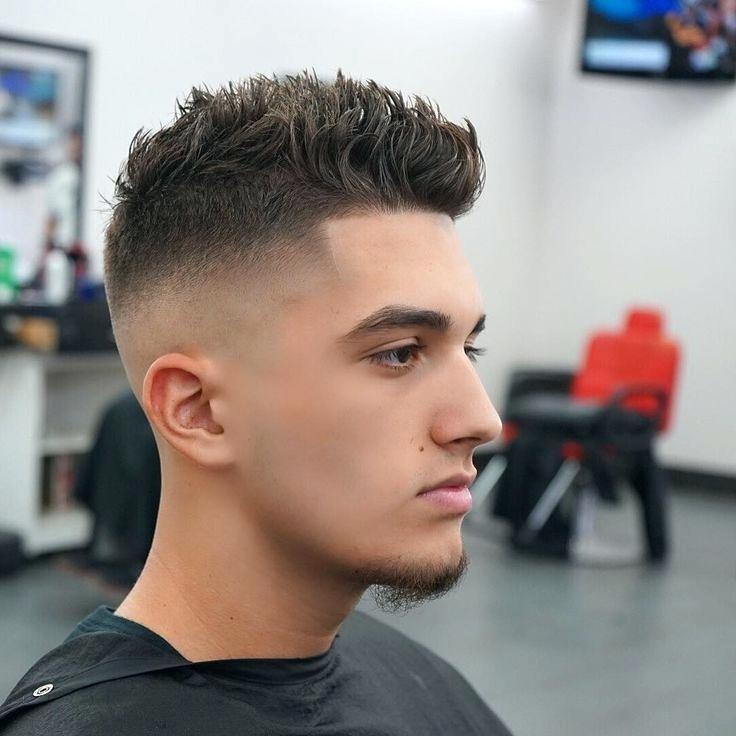 Short Fade Haircuts