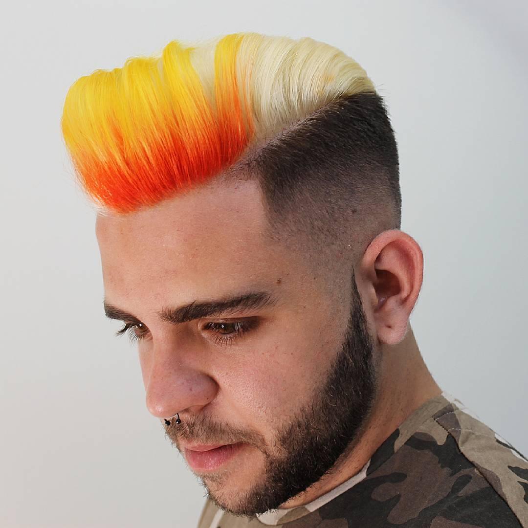 Hair Color for Men