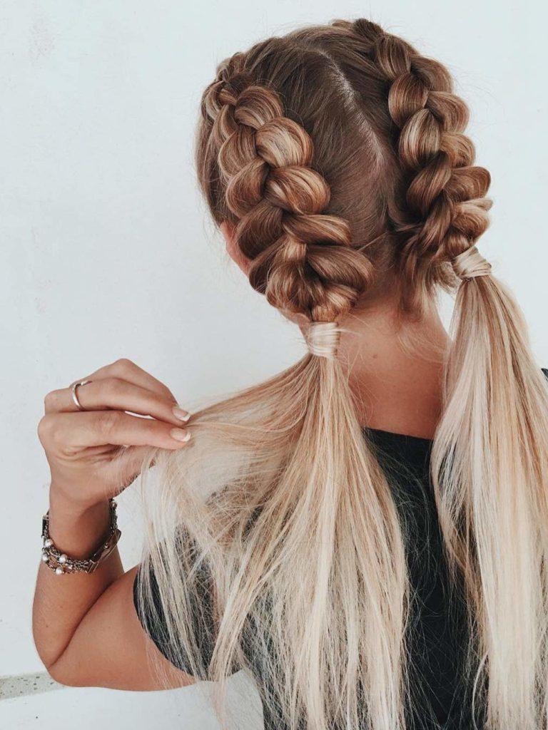 Long Braided Hairstyles