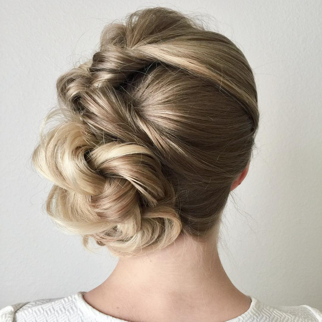 Prom Hairstyles 2020