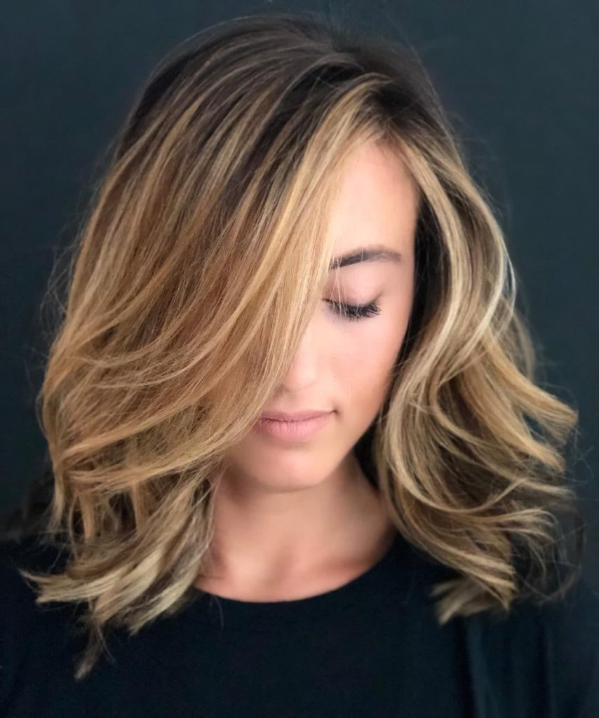 Hair Color Trends 2020