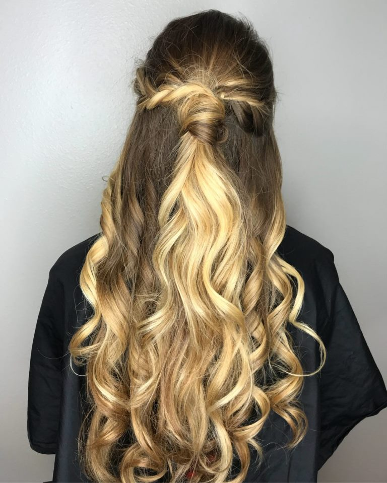 Prom Hair to Make Your Night Shine