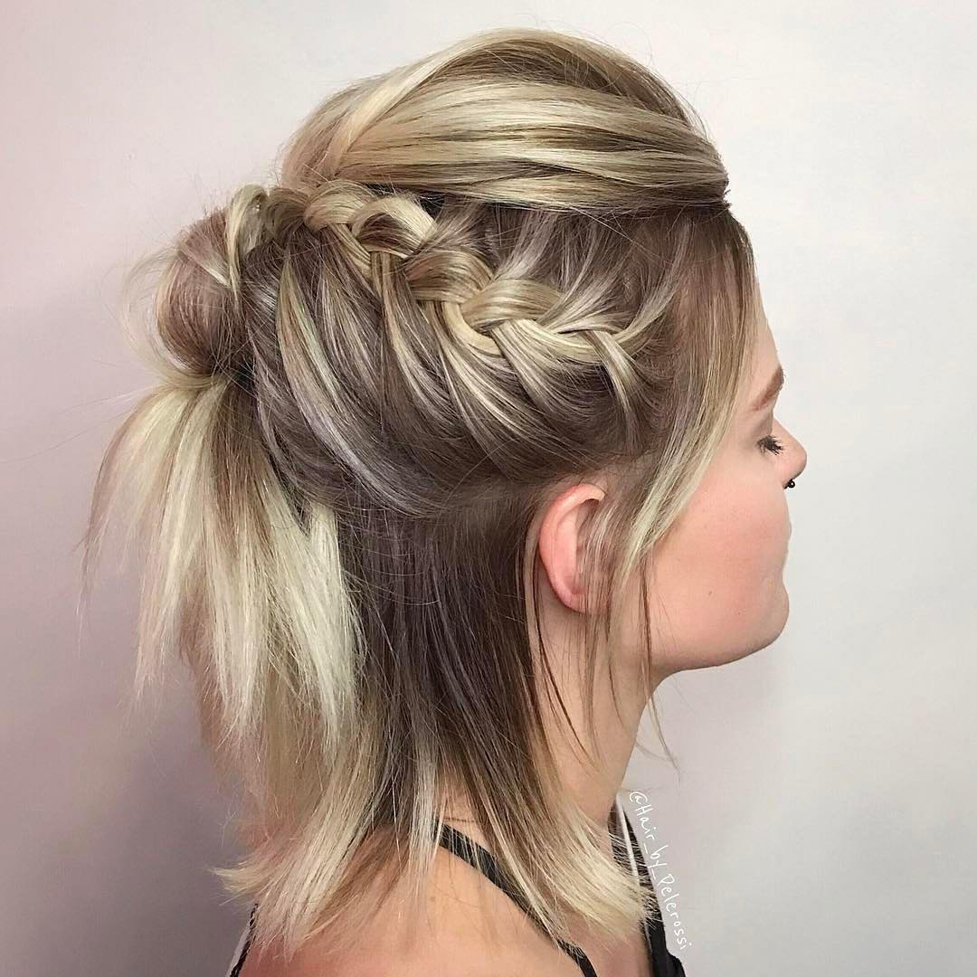 Short Braided Hairstyles