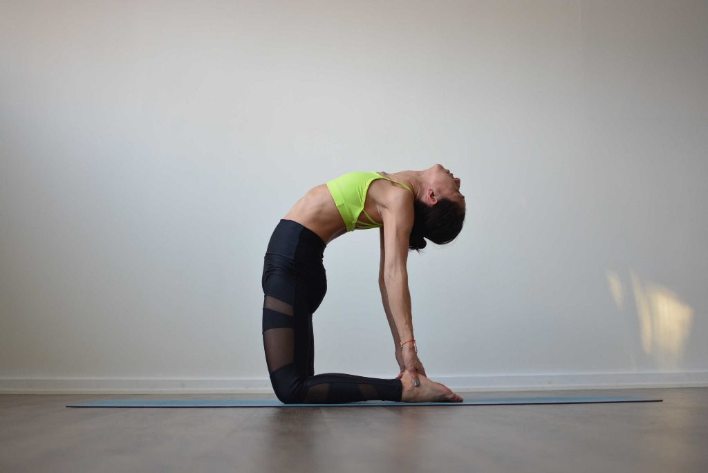 Yoga Pose for Hair Growth