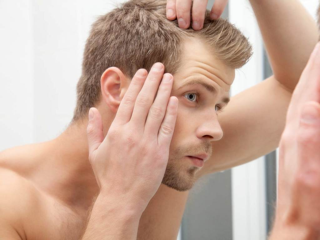 Treat Your Hair Loss